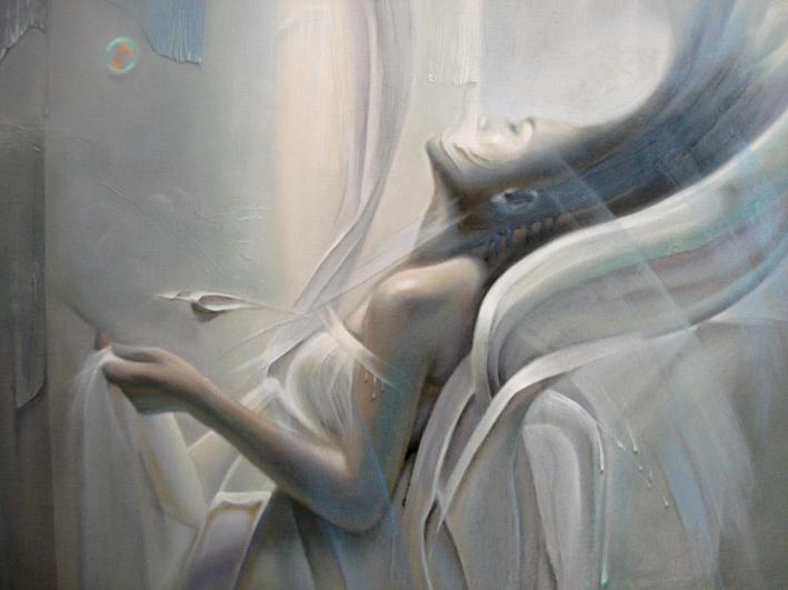 Persephone, queen of underworld
